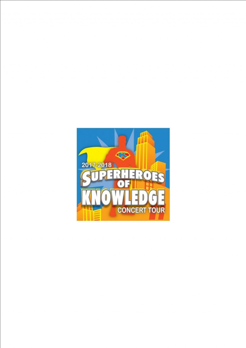 Superheroes of Knowledge