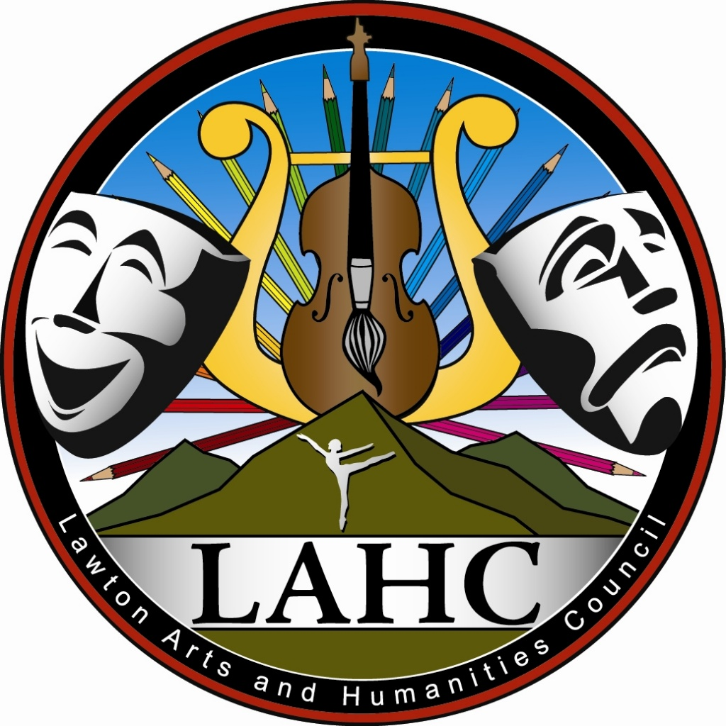 Lawton Arts and Humanities Council Logo
