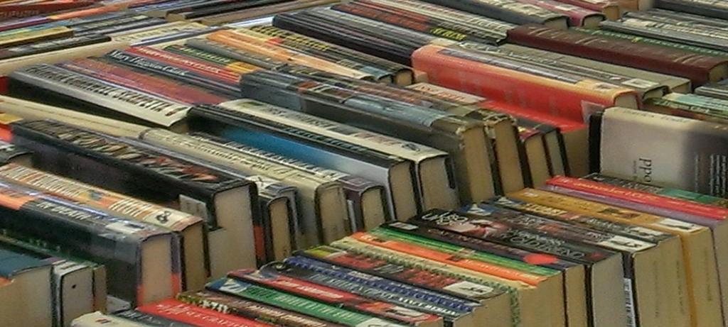 Book Sale @ Cache Rd Square