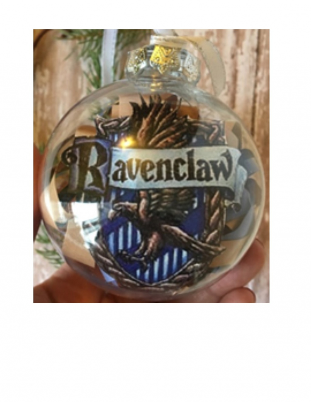 Adultish Crafts: Harry Potter Ornaments