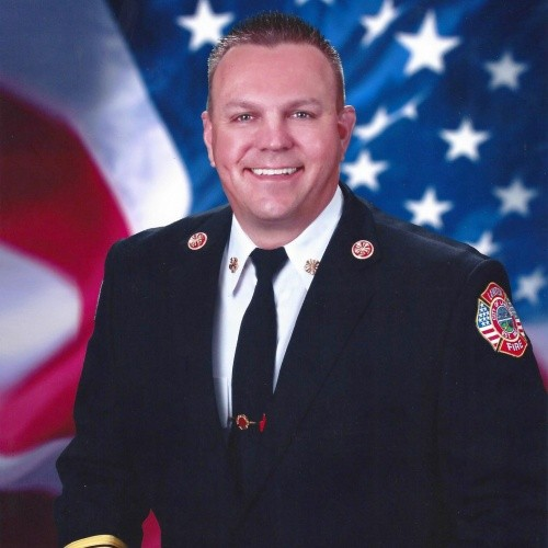 Dewayne Burk - Fire Chief