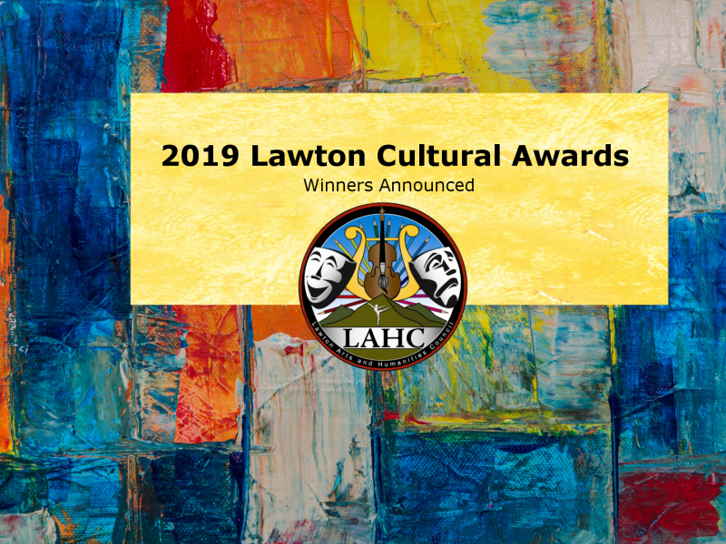 2019 Lawton Cultural Award Winners Announced
