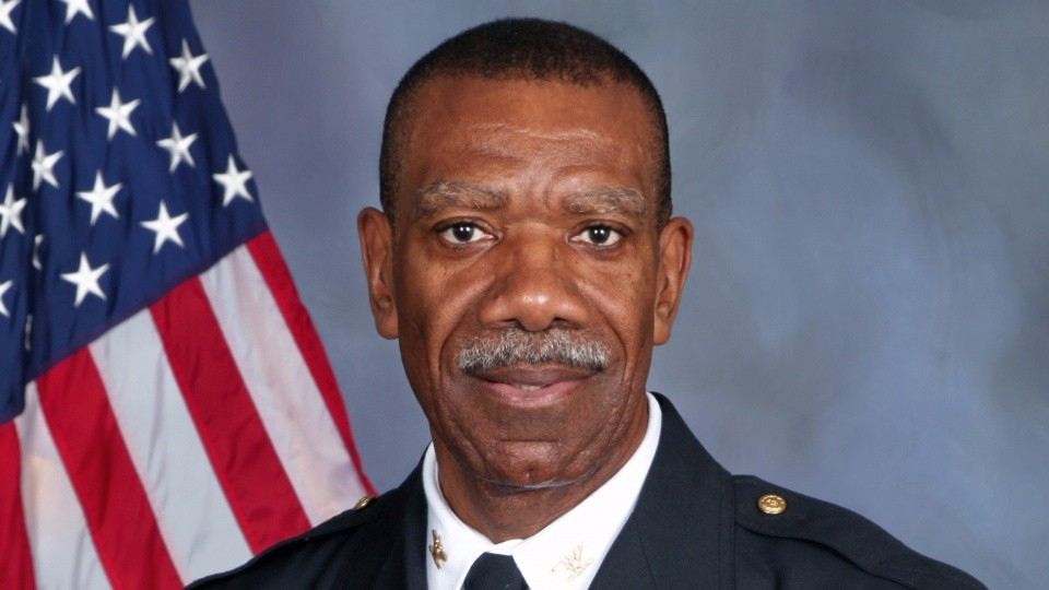 Police Chief James Smith