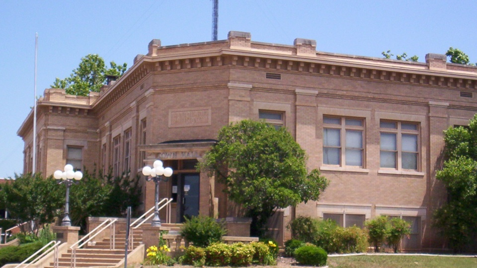 Carnegie Town Hall Library