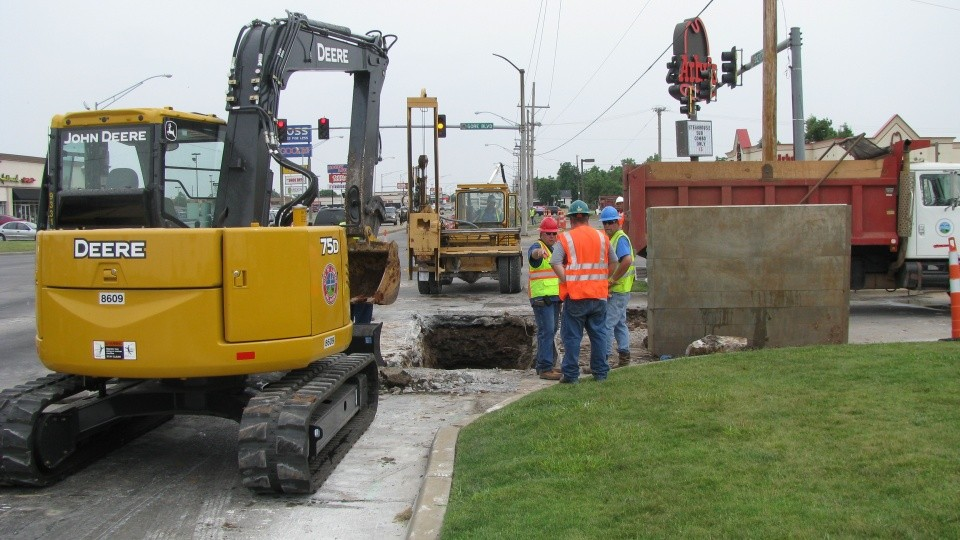 Sewer Construction Activities