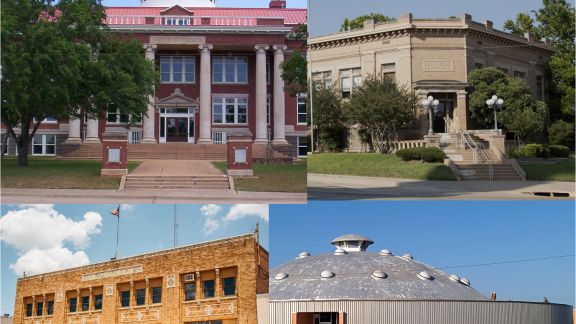City of Lawton Buildings on the National Register of Historic Places