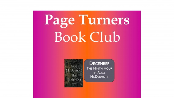 Lawton Public Library's Page Turner Book Club
