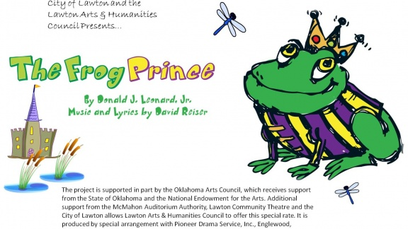 The Frog Prince for COL web with requirements