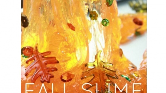 Sensationally Slimy Craft