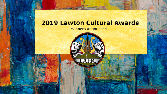 2019 Cultural Award Winners Announced