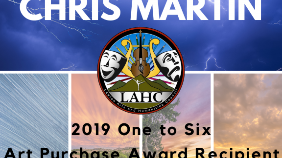 2019 One to Six Art Winner