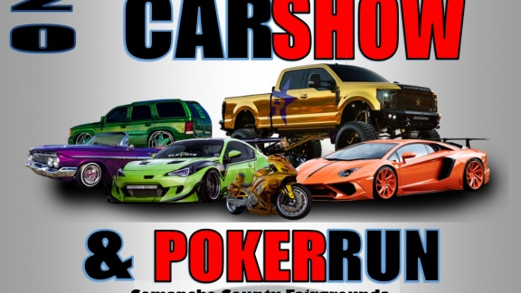 2020 Cops and Kids Poker Run/Car Show