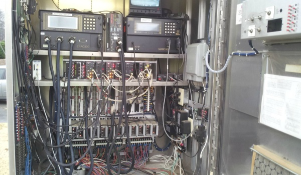 Traffic Signal Controller Cabinet