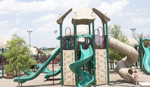 Lawton ok Playground