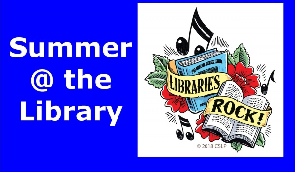 Summer @ the Library